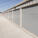 drive-up self storage unit in Sioux City